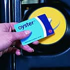 Oyster Card pay as you go