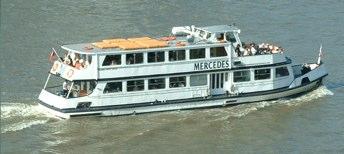 how to write lyrics on board Mercedes Thames cruiser