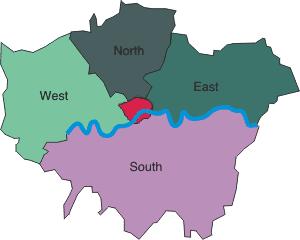 London breaks map