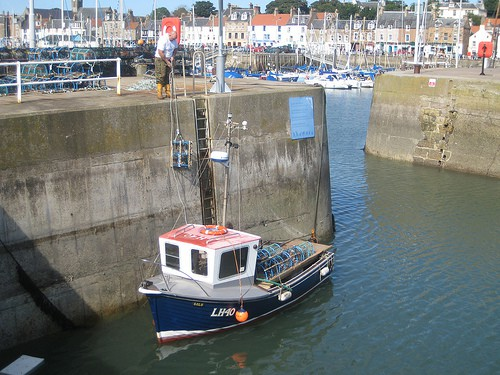 Anstruther Lobster Pots