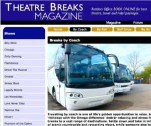 Theatre Breaks by Coach - Theatre Breaks Magazine