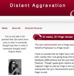 Distant Aggravation