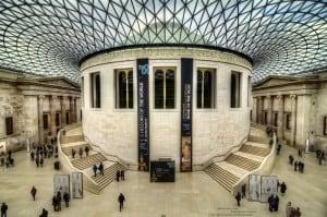 British Museum Great Courtyard